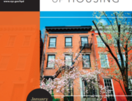 NYC HPD Publishes 2019 Housing Information Guide