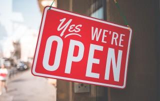 Open and operating despite COVID-19