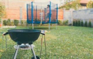 Backyard summer safety tips
